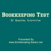 Take The Bookkeeping Test Here