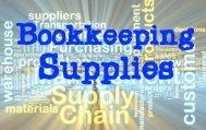 Bookkeeping Basics Supplies