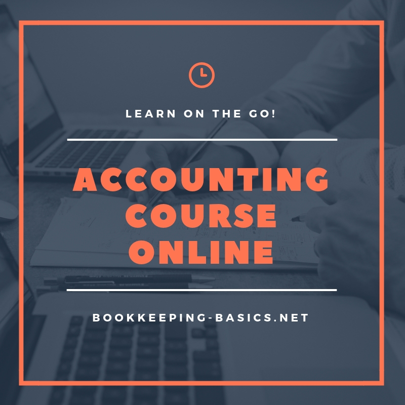 Accounting Course Online