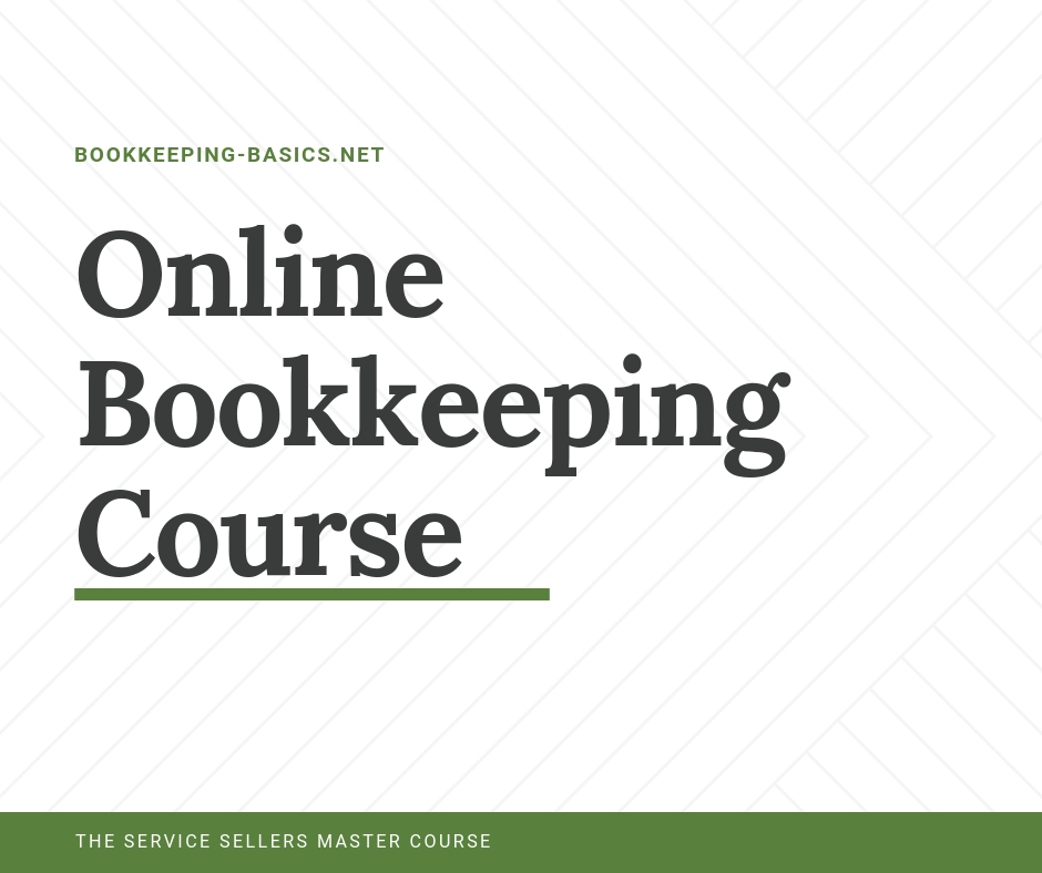 Online Bookkeeping Course