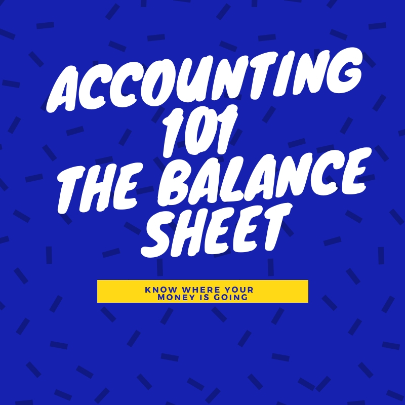 Accounting 101 The Balance Sheet
