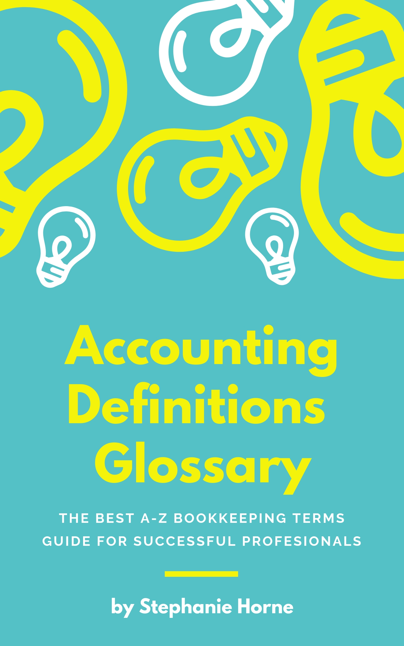 Accounting Definitions Glossary Ebook