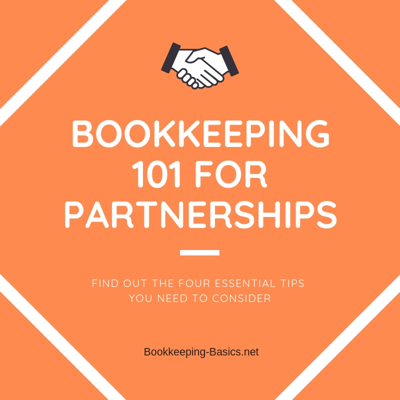 Bookkeeping 101 For Partnerships