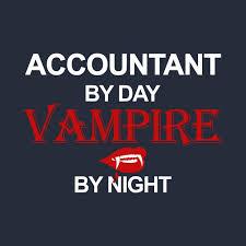 Accountants vs Vampires