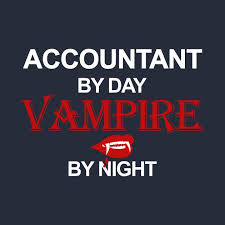 Accountants vs Vampires