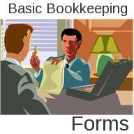Basic Bookkeeping Forms