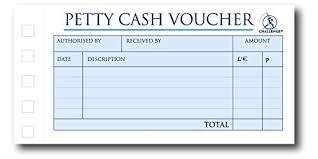 Business Owner Petty Cash