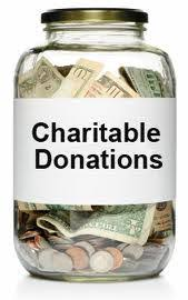 Charitable Contribution Income Tax Deduction