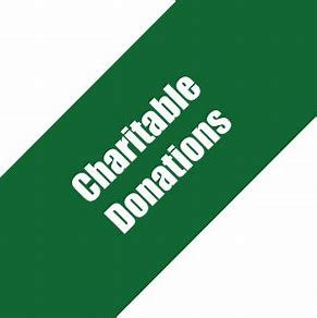 Charitable Donations Income Tax Question
