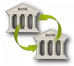 Chart of Accounts Bank Account Transfers