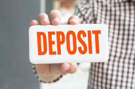 Customer Deposit