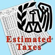 Estimate Chart Income Tax Question