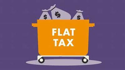 Flat Tax Plan