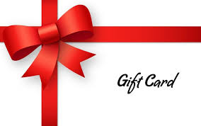 Gift Card Sales