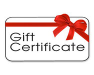 Gift Certificate on Chart of Accounts
