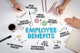 Employee Benefit on Chart of Accounts