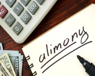Income Tax Alimony Deduction
