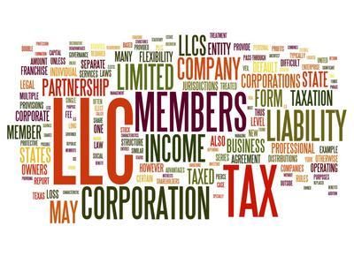 LLC Partner Payments on Balance Sheet