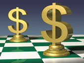 Money Chess Game