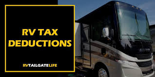 Motor Home Income Tax Deduction