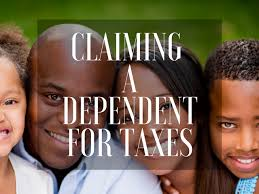 Dependent Income Tax Deduction