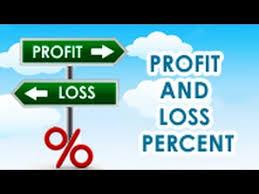 Profit and Loss Statement Percent