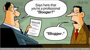 Resume Bloopers