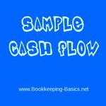 Sample Quickbooks Cash Flow Statement