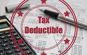 Income Tax Deductible