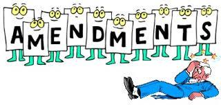 Tax Amendments Income Tax Question