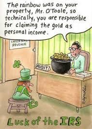 Income Tax Meme