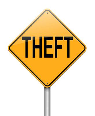 Theft on Balance Sheet