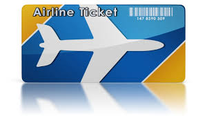 Airline Ticket Income Tax Deduction