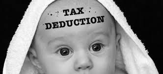 Child Income Tax Deduction