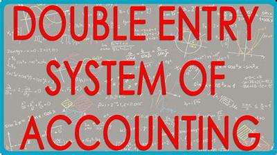 Double Entry Accounting