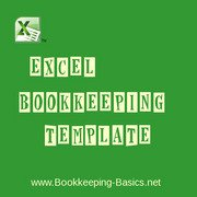 excel bookkeeping template easy to use excel forms