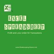 Excel Spreadsheet PL50