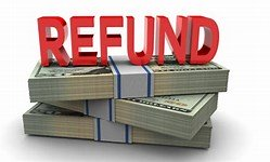 Federal Refund Income Tax Question