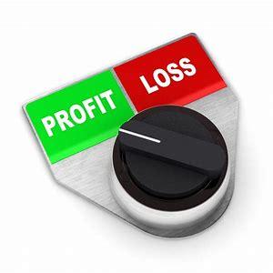 Sample Profit and Loss Excel Worksheet