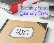 Quarterly Tax Payments on Chart of Accounts