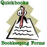 Quickbooks Bookkeeping Forms & Accounting Software