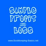 Sample Quickbooks Profit and Loss Statement